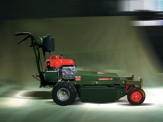 Deutcher 660 mower