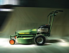 Deutcher Y560 mower